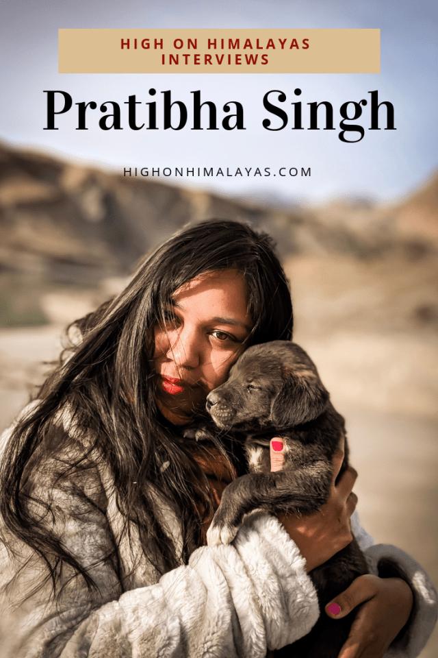 High on Himalayas Interviews Pratibha Singh #Travel #India #Interview #Himalayas