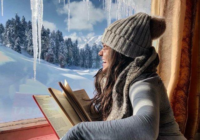 Anoushka Panwar High on Himalayas Women Travellers Tribe