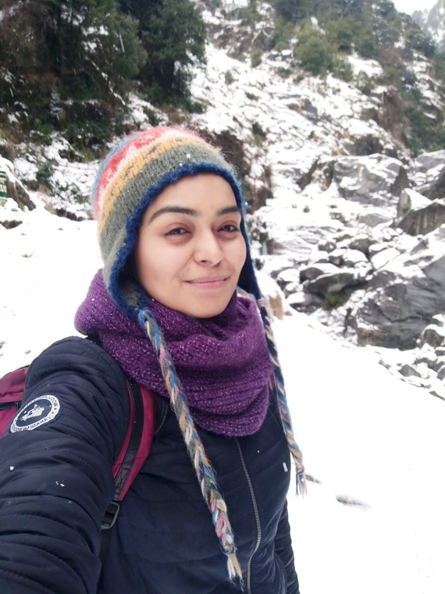 Neha Ralli High on Himalayas Women Travellers Tribe