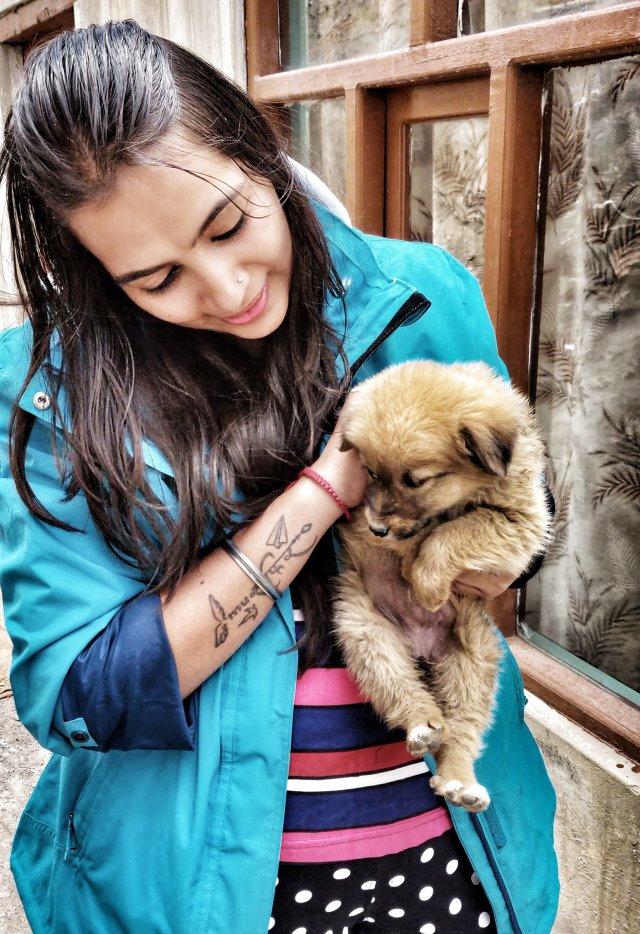 Shruti Verma High on Himalayas Women Travellers Tribe