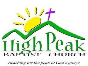 Reaching for the Peak of God's glory