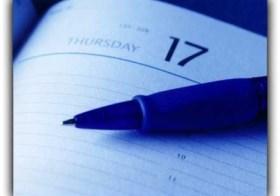 Youth Calendar for November