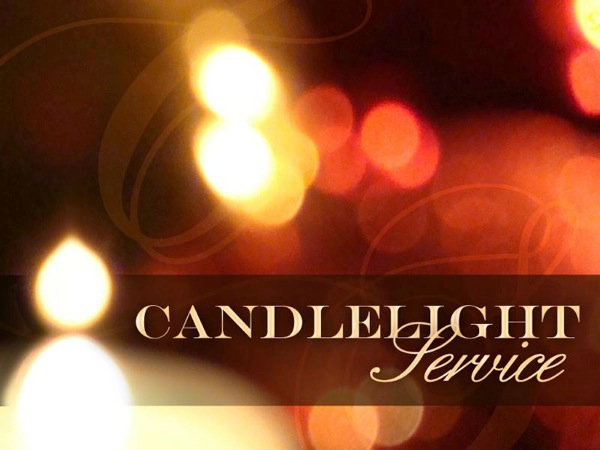 Christmas Candlelight Communion Dec 21 at 7 PM