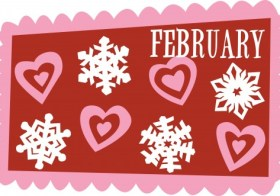 February Youth Calendar