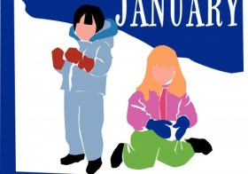 January Youth Calendar
