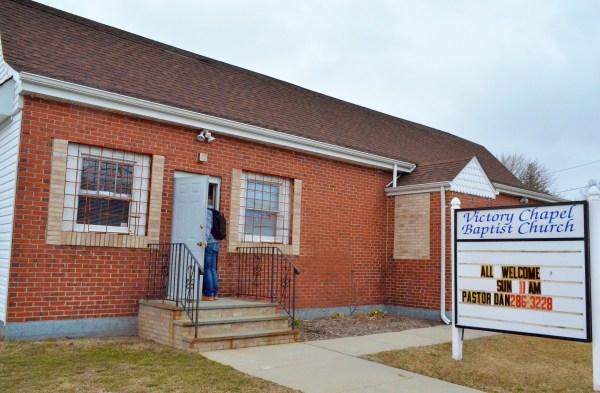 victory chapel baptist church