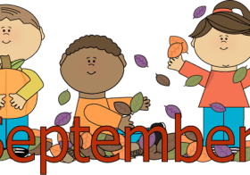 September Youth Group Scoop