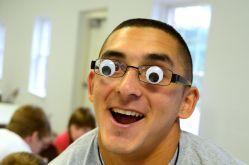 felix berry funny eyes