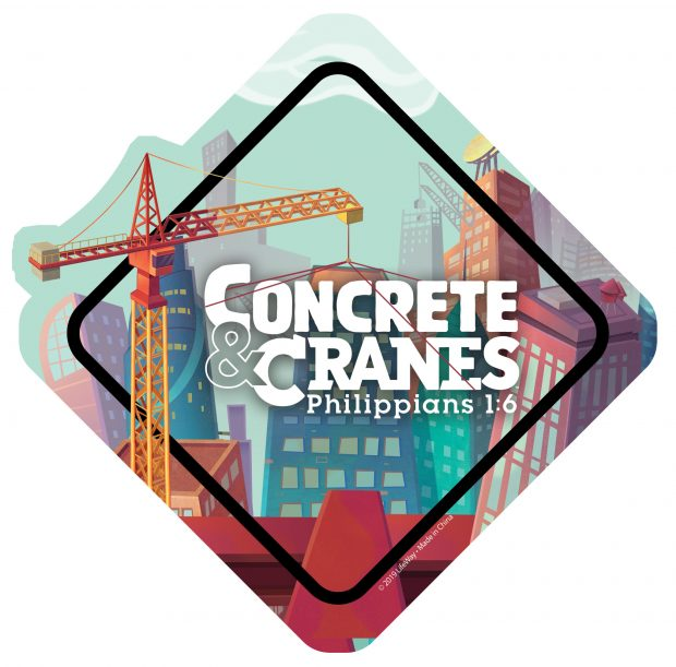 concretes and cranes philippians 1;6