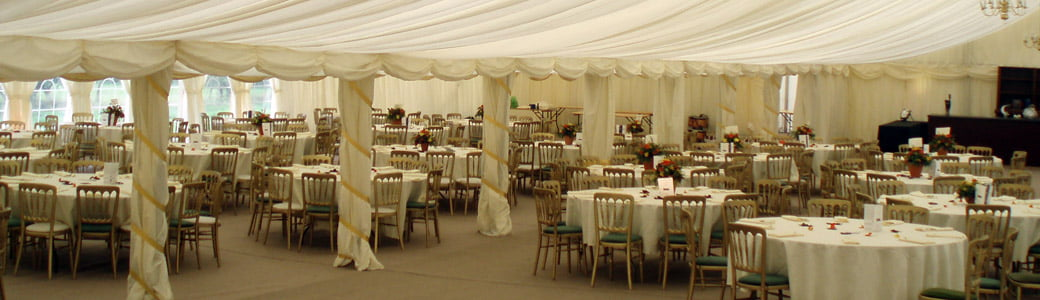 High Peak Marquees