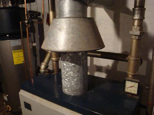 Flue Size Chimney Liners Corrosion Hvac Heating