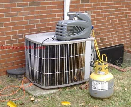 HVAC Refrigerant Leaks [Air Conditioner Leaking Freon® - R410A - R22]