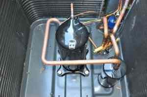 Heat Pump Refrigerant Leaks