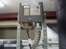 Air Handler Water Coil Freeze Stat Freezing Protection