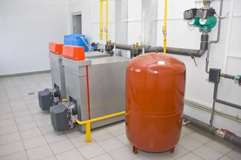 Hot Water Boiler Expansion Tanks - HVAC Hydronics