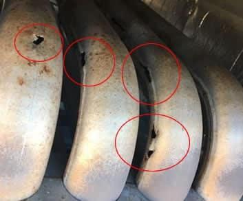 Gas Furnace Heat Exchanger Failure Hvac Heating Safety