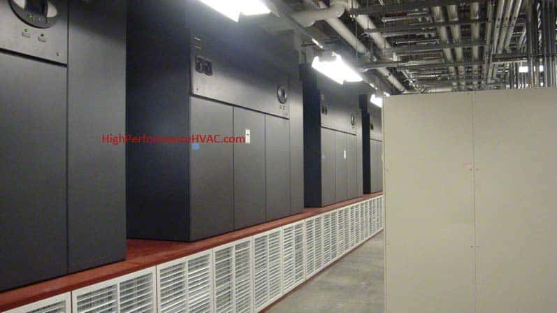 Computer Room Air Conditioner Units Commercial Hvac