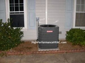 Goodman 13 SEER Heat Pump Condensing Unit