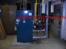 Boiler Pressure Problem