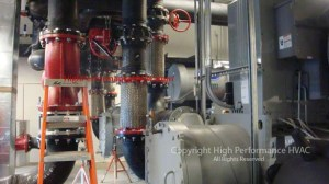 Chilled Water Pipe Vibration Isolators