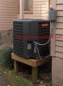 Goodman Heat Pump Condenser Flood Protection