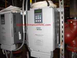 Variable Frequency Drives VFDs