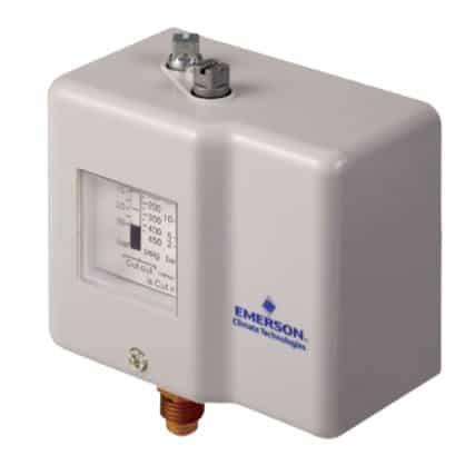 Refrigeration Pressure Switches [ HVAC Air Conditioner and Heat Pumps ]