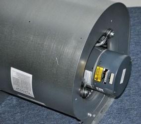 Air Conditioner Squirrel Cage Blower   HVAC Air Flow
