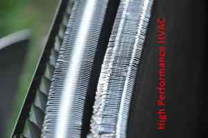 Clean Condenser Coils are Important for Proper Refrigeration system operation