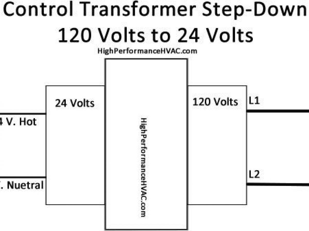 32 480 Volt To 120 Volt Transformer Wiring Diagram