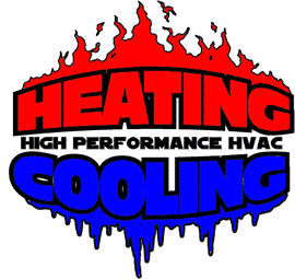 High Performance HVAC Heating and Cooling Home