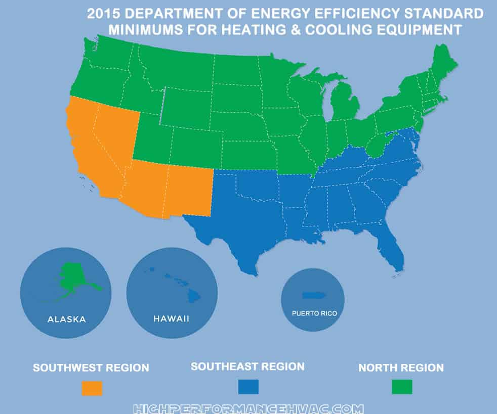 Minimum Efficiency Standards Residential HVAC