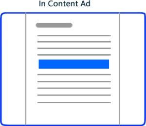 in content ad