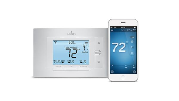 emerson sensi thermostat reviews hvac heating \u0026 cooling