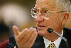 """Electronic Data Systems, Perot Systems PER """"There will be a giant sucking sound going south."""" ÑPerot on the North American Free Trade Agreement during a 1992 Presidential debate Perot made billions as a businessman, founded Electronic Data Systems EDS and Perot Systems, and took 19% of the popular vote as a Presidential candidate in 1992. But, much as he chose Patsy Cline's """"Crazy"""" as the theme song them for his White House bid, Perot may be best remembered for his colorful behavior. ¥ When two EDS employees were imprisoned in Iran in 1979 by the Shah of Iran prior to the Revolution, Perot funded and organized a successful rescue effort with all the trappings of a spy novel. ¥ In 1969, Perot tried unsuccessfully to deliver 75 tons of food and gifts to American prisoners of war being held in North Vietnam. ¥ When valued employees left his company, Perot would erase their names from any awards or plaques hanging in headquarters."""