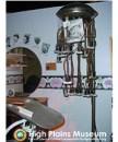 High Plains Museum | MC419 Permanent wave machine