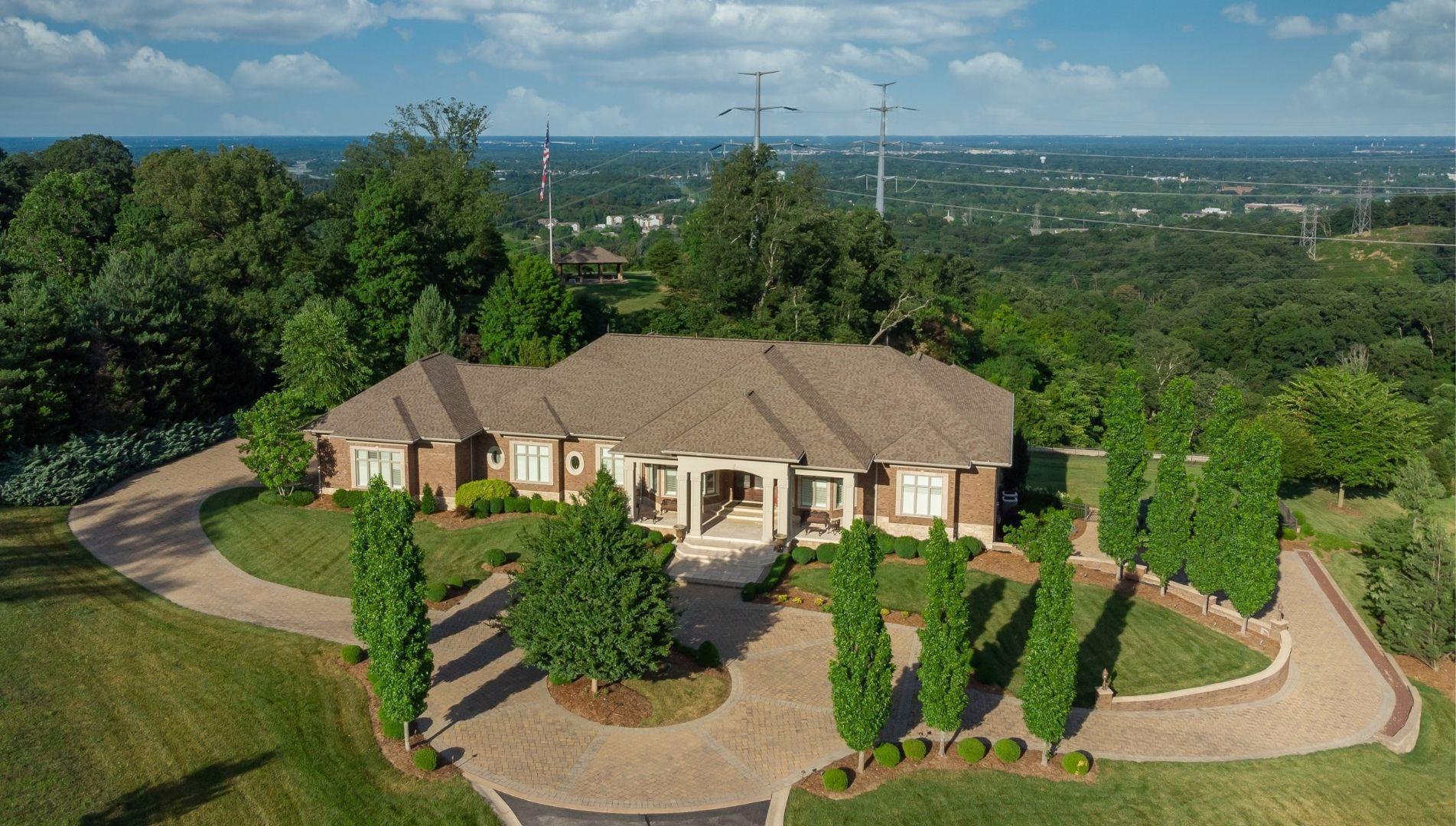High Pointe Luxury Development Home