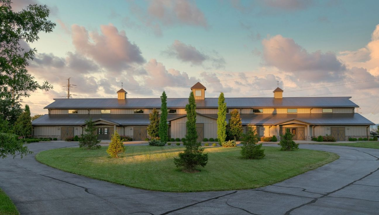 High Pointe Luxury Development Barn/Event Center
