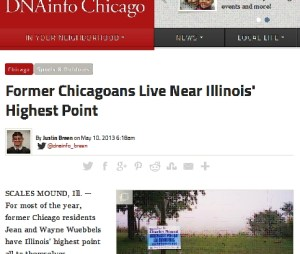 DNA INfo Chicago
