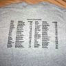 T-Shirt – Highpoint List Shirt (updated list on back)