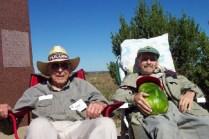 Paul Zumwalt and Jack Longacre on Black Mesa Summit