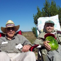 Paul Zumwalt and Jack Longacre on Black Mesa Summit