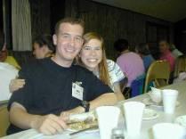 Josh Spooner from Delaware at Black Mesa Convention