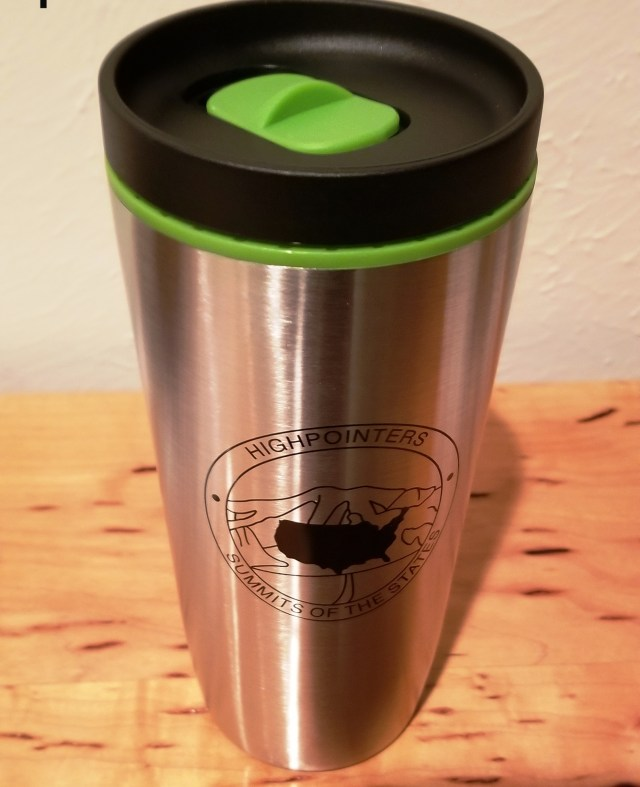 Highpointers Stainless Steel  Tumbler