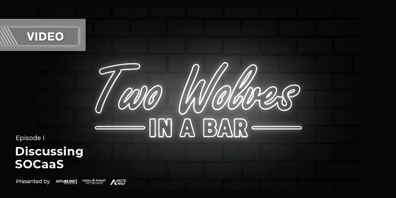 Two Wolves in a Bar – Episode I