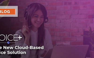 Elevate Your Communications with VOICE+