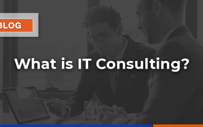 What is IT Consulting?