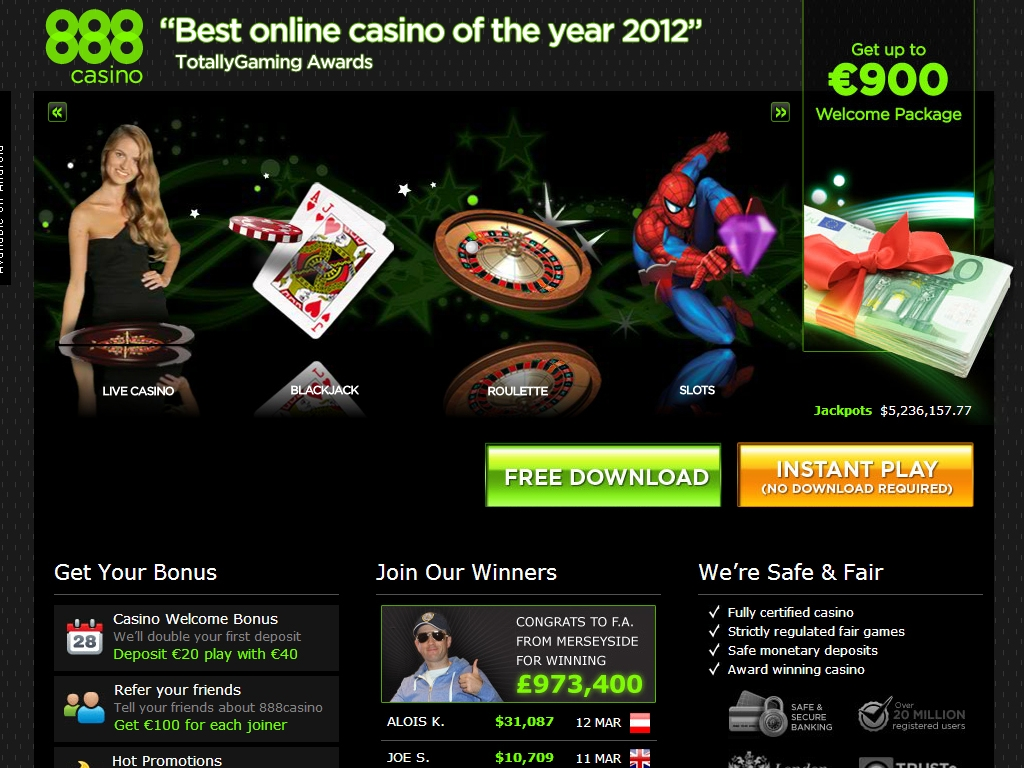 Image result for 888 casino