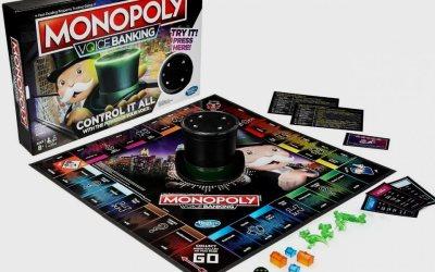 Hasbro prepara un Monopoly sin billetes y con control por voz