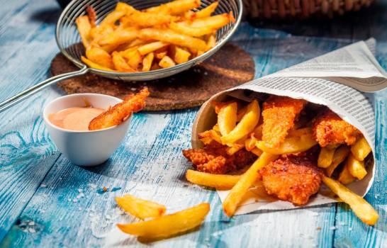 """Muchos británicos consideran su comida tradicional como """"incomestible"""""""